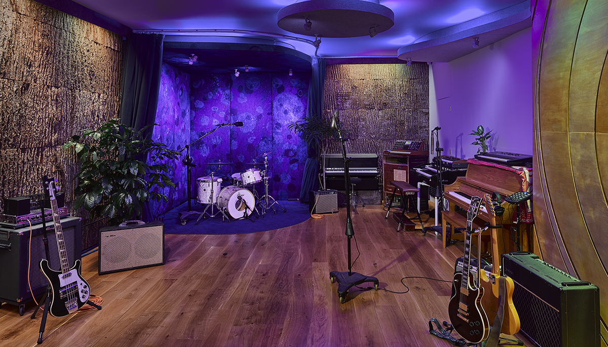 Dwaal - Electric Garden Studio - Live Room
