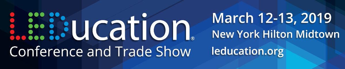 LEDucation 2019 Logo